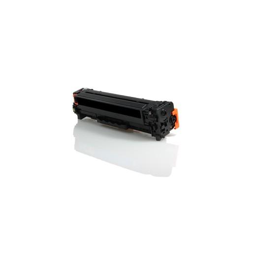 Compatible hp cf540x/cf540a negro cartucho de toner  CT-054HBK