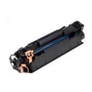 Compatible hp ce285a/cb435a/cb436a negro cartucho de toner  HT-CE285A-UNIV