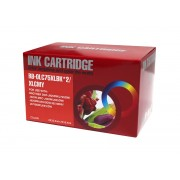 Compatible brother lc1220/lc1240 multipack de 5 cartuchos de tinta  BI-LC1240XLPK-5
