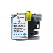 Compatible brother lc525xl cyan cartucho de tinta  BI-LC525XLCY