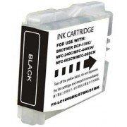 Compatible bulk_brother lc1000xl/lc970xl negro cartucho de tinta  BULK-LC1000XLBK