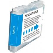 Compatible bulk_brother lc1000xl/lc970xl cyan cartucho de tinta  BULK-LC1000XLCY