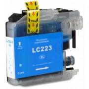 Compatible bulk_brother lc223/lc221 v3 cyan cartucho de tinta  BULK-LC223CY