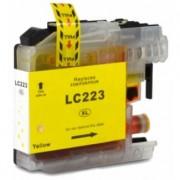 Compatible bulk_brother lc223/lc221 v3 amarillo cartucho de tinta  BULK-LC223YL