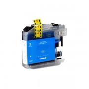 Compatible bulk_brother lc225xl v2/v3 cyan cartucho de tinta  BULK-LC225XLCY