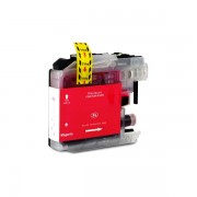 Compatible bulk_brother lc225xl v2/v3 magenta cartucho de tinta  BULK-LC225XLMG