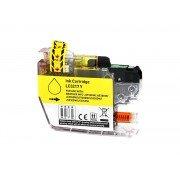 Compatible bulk_brother lc3217 v4 amarillo cartucho de tinta  BULK-LC3217YL