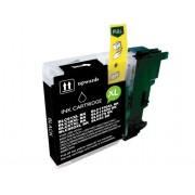 Compatible bulk_brother lc980xl/lc1100xl/lc985xl negro cartucho de tinta  BULK-LC980XLBK