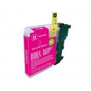 Compatible bulk_brother lc980xl/lc1100xl/lc985xl magenta cartucho de tinta  BULK-LC980XLMG