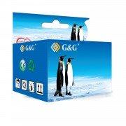 Compatible g&g brother lc1280xl negro cartucho de tinta pigmentada  NP-B-0079BK(PG)
