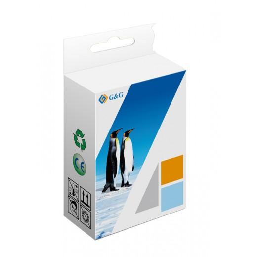 Compatible g&g brother lc3237 negro cartucho de tinta pigmentada  NP-B-03237BK(PG)