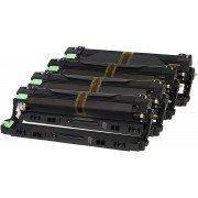 Compatible brother dr241cl pack 4 tambores de imagen  BT-DR241CL(4)