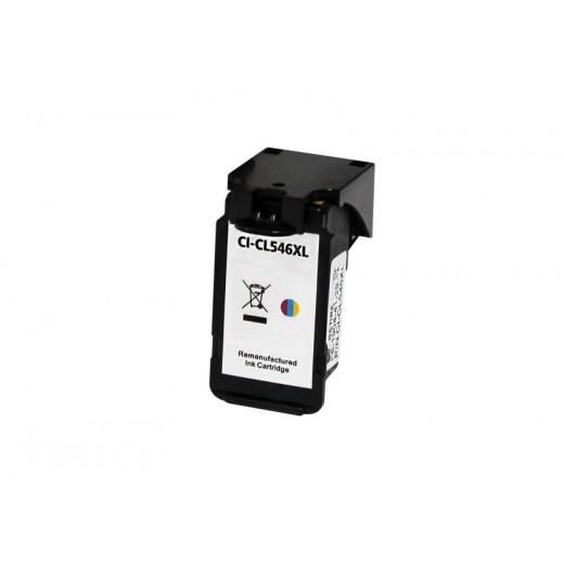 Remanufacturado canon cl546xl color cartucho de tinta  CI-CL546XL