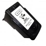 Remanufacturado canon pg510 negro cartucho de tinta  CI-PG510(B)