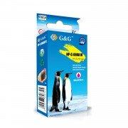 Compatible g&g canon cli8 magenta cartucho de tinta  NP-C-0008M