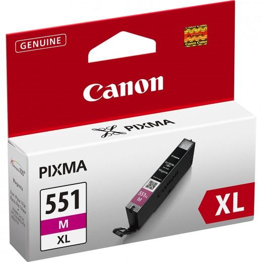 Original canon cli551xl magenta cartucho de tinta  6445B001