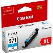 Original canon cli571xl cyan cartucho de tinta  0332C001