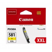 Original canon cli581xxl amarillo cartucho de tinta  1997C001