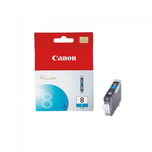 Original canon cli8 cyan cartucho de tinta  0621B001