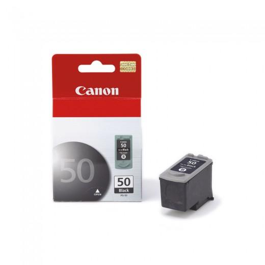 Original canon pg50 negro cartucho de tinta  0616B001