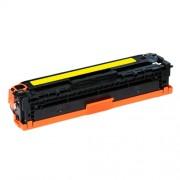 Compatible hp cf402x/cf402a amarillo cartucho de toner  CT-045HYL(P)