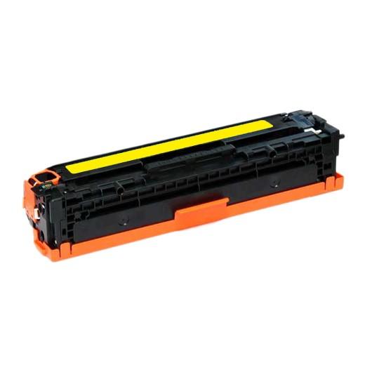 Compatible hp cf412x/cf412a amarillo cartucho de toner  CT-046HYL(P)