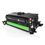 Compatible hp ce250x/ce250a negro cartucho de toner  HT-CE250X