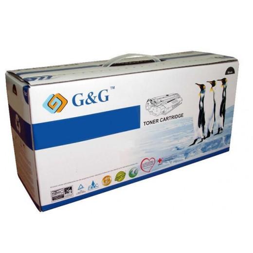 Compatible g&g dell 1320/2130/2135 amarillo cartucho de toner  NT-CD0054Y