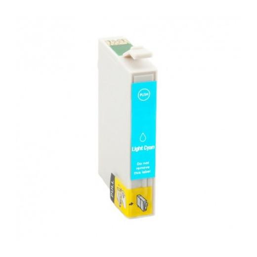 Compatible epson t0335 cyan light cartucho de tinta  EI-T0335