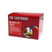Compatible epson t0715 multipack de 5 cartuchos de tinta  EI-T0715PK-5