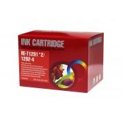 Compatible epson t1295 multipack de 5 cartuchos de tinta  EI-T1295PK-5