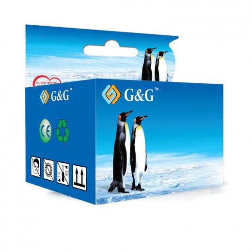 Compatible g&g epson t0804 amarillo cartucho de tinta  NP-R-0804Y