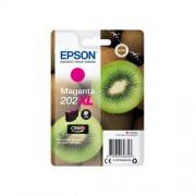 Original epson t02h3 (202xl) magenta cartucho de tinta  C13T02H34010
