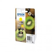 Original epson t02h4 (202xl) amarillo cartucho de tinta  C13T02H44010