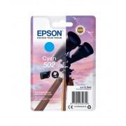 Original epson 502 cyan cartucho de tinta  C13T02V24010