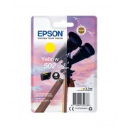 Original epson 502 amarillo cartucho de tinta  C13T02V44010