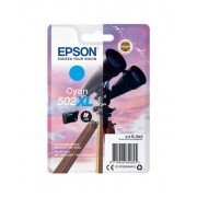 Original epson 502xl cyan cartucho de tinta  C13T02W24010