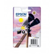 Original epson 502xl amarillo cartucho de tinta  C13T02W44010