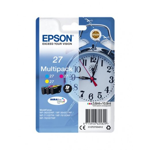 Original epson t2705 multipack  C13T27054012