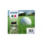 Original epson t3466 multipack  C13T34664010