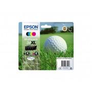 Original epson t3476 multipack  C13T34764010