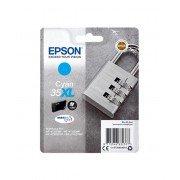 Original epson t3592 (35xl) cyan cartucho de tinta  C13T35924010