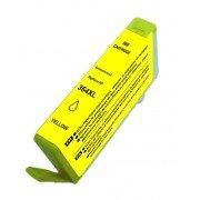 Compatible bulk_hp 364xl v2 amarillo cartucho de tinta  BULK-364XLYL