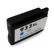 Compatible bulk_hp 933xl v4/v5 cyan cartucho de tinta  BULK-933XLCY