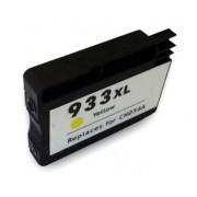 Compatible bulk_hp 933xl v4/v5 amarillo cartucho de tinta  BULK-933XLYL
