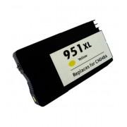 Compatible bulk_hp 951xl v4/v5 amarillo cartucho de tinta  BULK-951XLYL