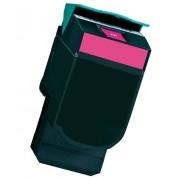 Compatible lexmark cs510 magenta cartucho de toner  LXT-CS510MG