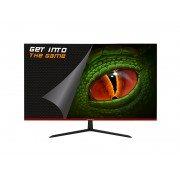 Keepout monitor gaming led 32 pulgadas - full hd 1080p - 16:9 - angulo de vision 178º - altavoces traseros - respuesta 4ms - hd