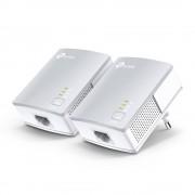 Tp-link kit de inicio con mini adaptador powerline av600 - hasta 600 mbps