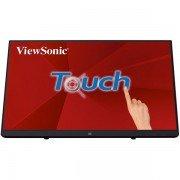 Viewsonic monitor led 22 pulgadas tactil ips full hd 1080p - respuesta 14ms - usb 3.0